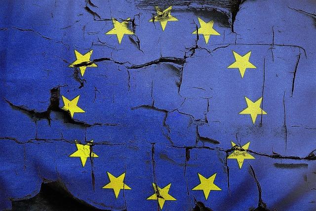 bröckelnde EU