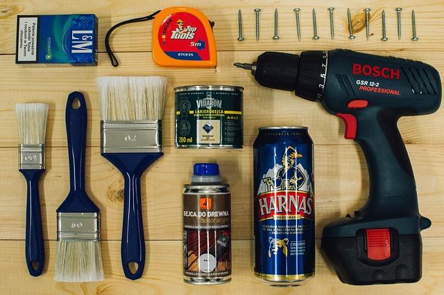 heimwerker equipment
